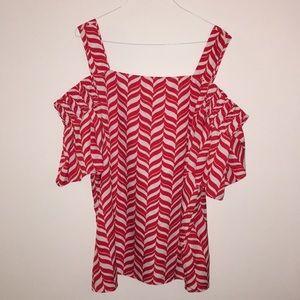 Tops - Stripes blouse